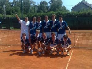 Juniorski prvaci Hrvatske 2011. godine