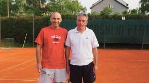 Mislav Galić (lijevo) 2014. je stigao nadomak polufinala u kategoriji do 50; Tomislav Ašperger (desno) dvije godine za redom pobjednik u konkurenciji od 51 do 60 godina
